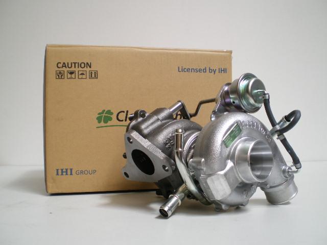 Diesel Service rozszerzył ofertę o turbosprężarki do Subaru