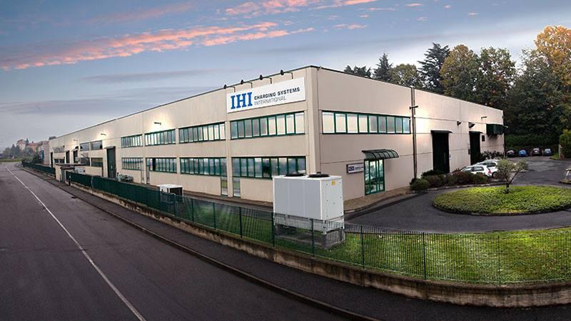 15-17 listopada na konferencji dystrybutorów IHI we włoskim Cernusco