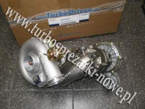Turbosprężarka BorgWarner KKK_10009880042 _10009700042 _10009700004