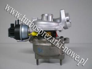 Turbosprężarka BorgWarner KKK_53039880133_ 53039700133_ 5303 988 0133