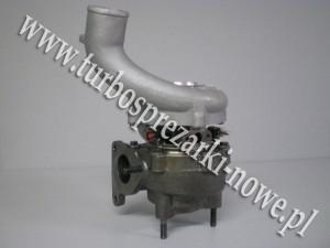 Turbosprężarka BorgWarner KKK_53039880196_ 53039700196_ 708639-0002