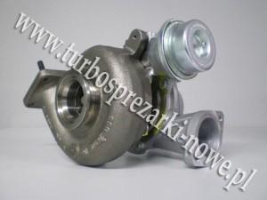Turbosprężarka BorgWarner KKK_53049880052_ 53049700052_ 5304 988 0052