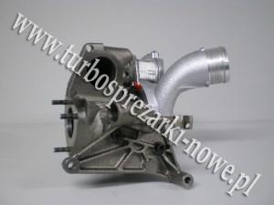 Turbosprężarka BorgWarner KKK_53049880055_ 53049700055 _5304-988-0055