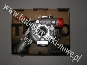 Turbosprężarka GARRETT_454158-0001_ 454158-0002_ 454158-0003