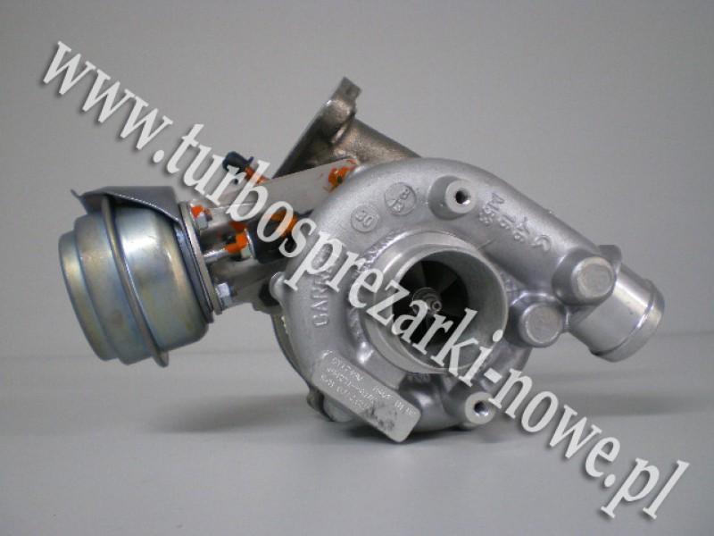 Turbosprężarka GARRETT_454231-0001_ 454231-0002_ 454231-0003