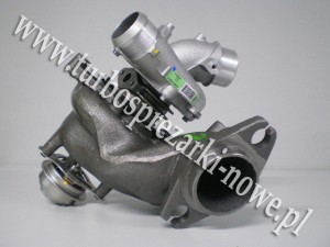 Turbosprężarka GARRETT_707240-0002_ 707240-0003_ 707240-2