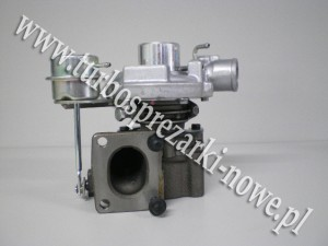 Turbosprężarka GARRETT_708847-0001_ 708847-0002_ 708847-1