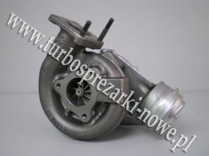 Turbosprężarka GARRETT_710811-0001_ 710811-0002_ 710811-1