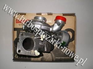 Turbosprężarka GARRETT_717661-0001_ 717661-1_ 717661-5001S