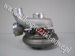 Turbosprężarka GARRETT_717662-0001_ 717662-0002_ 717662-1