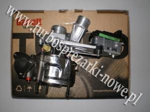 Turbosprężarka GARRETT_750718-5004S_ 750718-0004_ 750718-0003