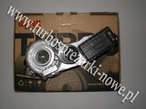 Turbosprężarka GARRETT_750720-5003S_ 750720-0001 _750720-0002