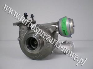 Turbosprężarka GARRETT_760497-0001_ 760497-0002_ 760497-1
