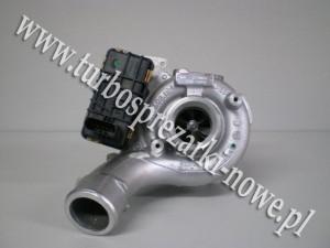 Turbosprężarka GARRETT_765314-0003_ 765314-0004_ 765314-3