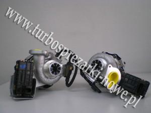 Turbosprężarka GARRETT_813101-5004S_ 813101-0004_ 813101-4