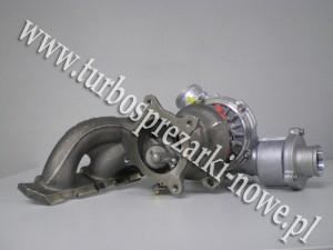 Turbosprężarka IHI_06H145702E_ 06H145702EV_ 06H145702EX