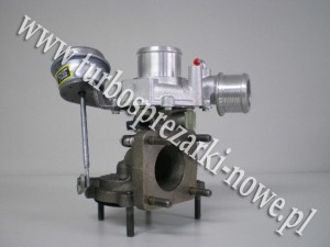 Turbosprężarka IHI_VL38_ 55218934_ 71724483